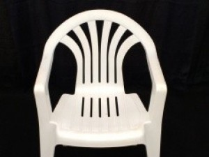 Outdoor Arm Chair $2.64ea