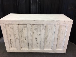 White Harvest Bar - $180.00ea